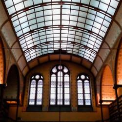 Bibliotheek Rijks in Amsterdam