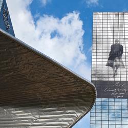 Rotterdam clouds