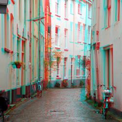 Heukestraat Zutphen 3D