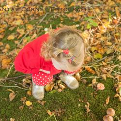 Kinderfotografie in de herfst