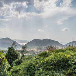 Corsicaanse bergen