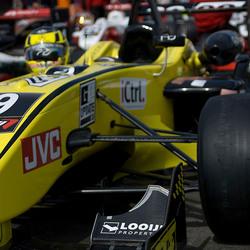 Formule 3 close-up