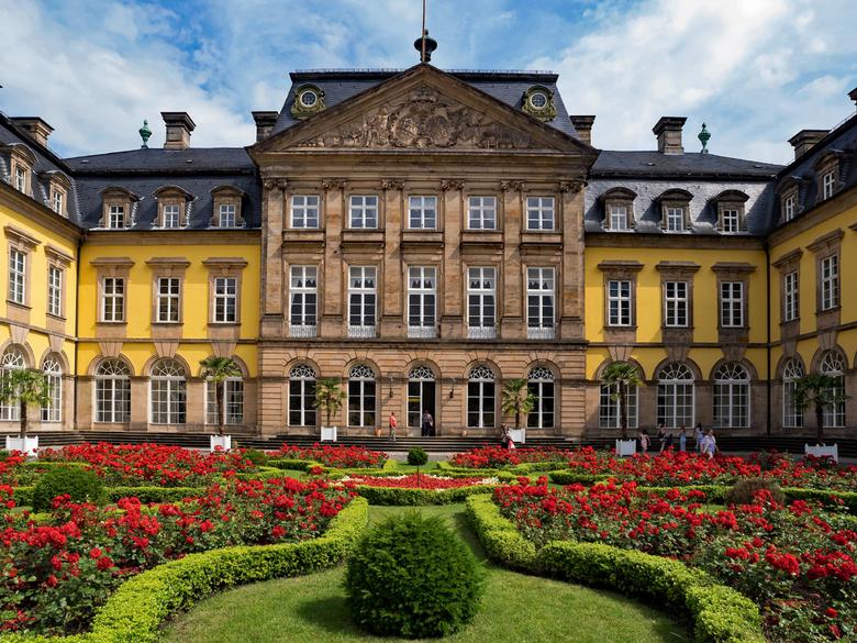 Schloss Arolsen III - Bedankt voor de reacties van mijn vorige foto.<br /> Gr. Adri.