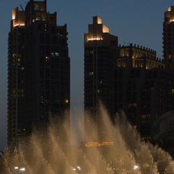 Dansende fonteinen, Dubai