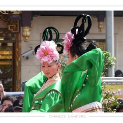 Chineze dancers