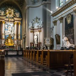 Kloosterkerk van de Redemptoristenorde in Wittem