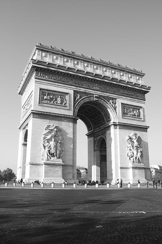 Arc de Triomphe - Arc de Triomphe