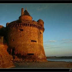 Mont Saint Michel - Uitkijktoren