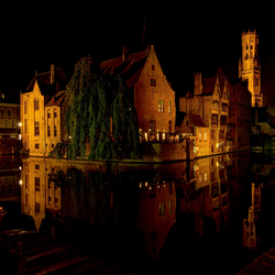 Brugge reflections.