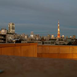 Tokyo's Eiffel tower.