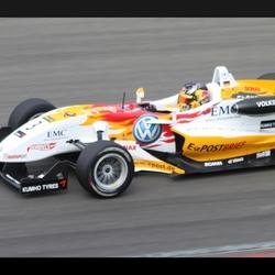 Formule 3 - Daniel Abt