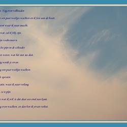 Gedicht : Verlichting
