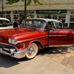 Cadillac Fleetwood 1958