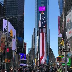 Memorial day in NY