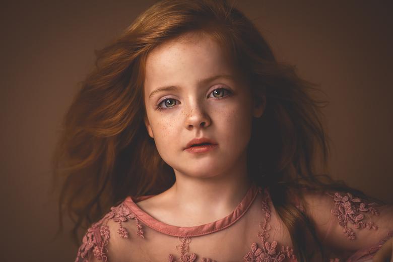 Meisje met de rode haren -