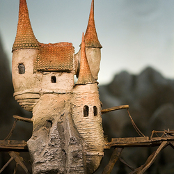 Anton Pieck kasteel