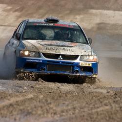 LG rally almere 2008