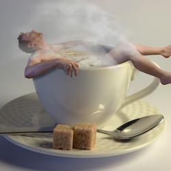 hmmmm Coffee in the morning
