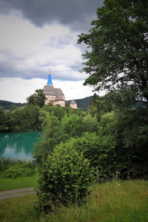 De blauwe toren -
