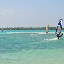 WindSurfing on Bonaire