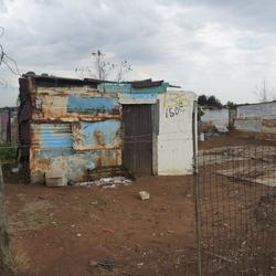Wonen in een Township