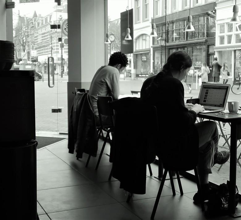 koffieshop -