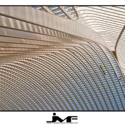 Luik-Guillemins (6): Roof lines