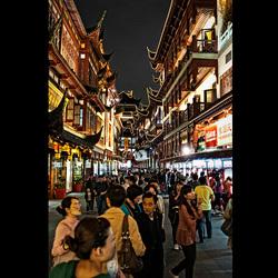 Shanghai Streets #17