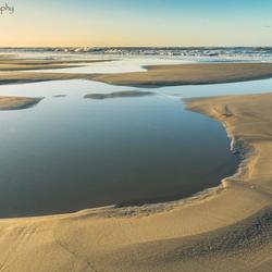 Getijdenlandschap zuid van de zandmotor