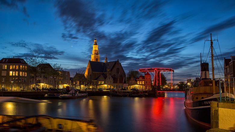 Maassluis Koningsnacht 2018 - Maassluis op z'n mooist tijdens de Koningsnacht van 2018