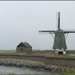 """Molen """"Het Noorden, Texel"""""""