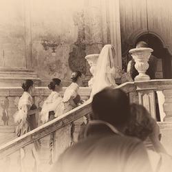 Bruiloft in Taormina