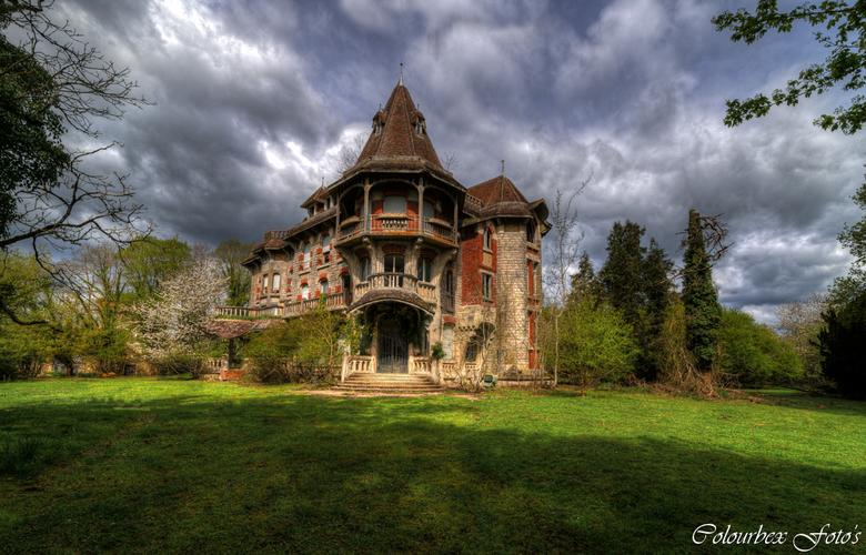 Het kasteel van mijn dromen -