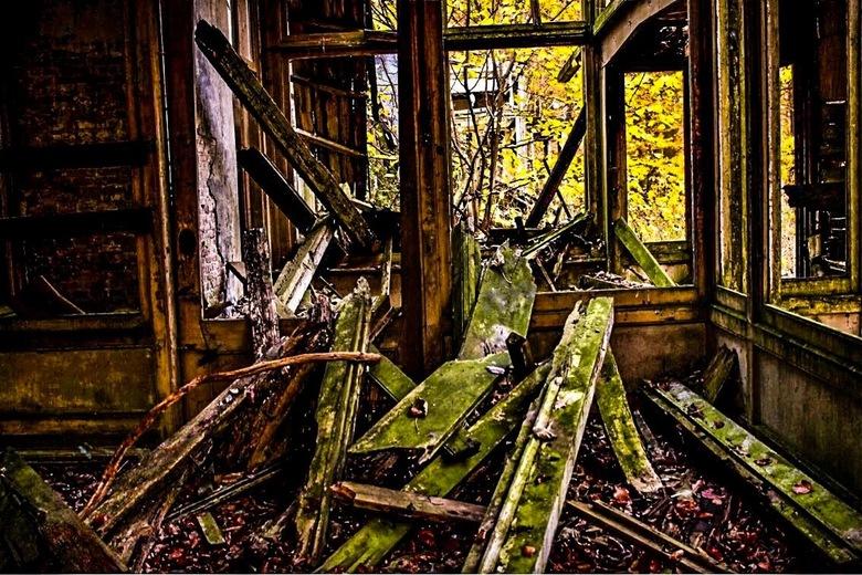 Spookhotel dullemond  -
