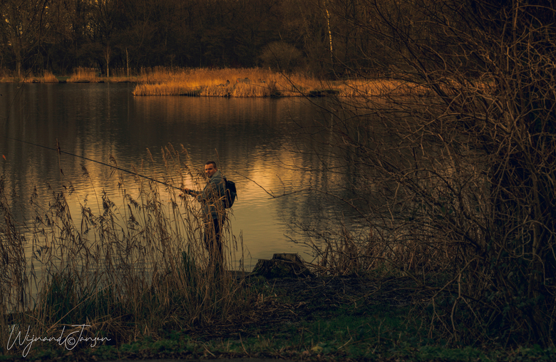 The fisherman -