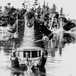 Water drums #5