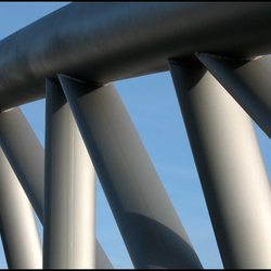staalconstructie brug