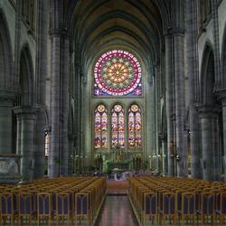 Kathedraal Arlon België