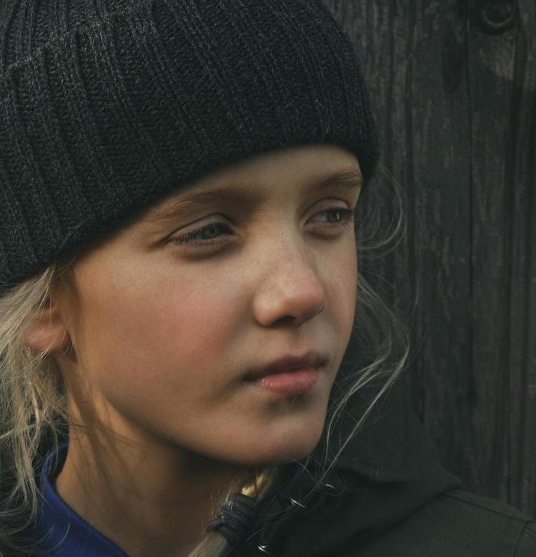 Het meisje met de muts -