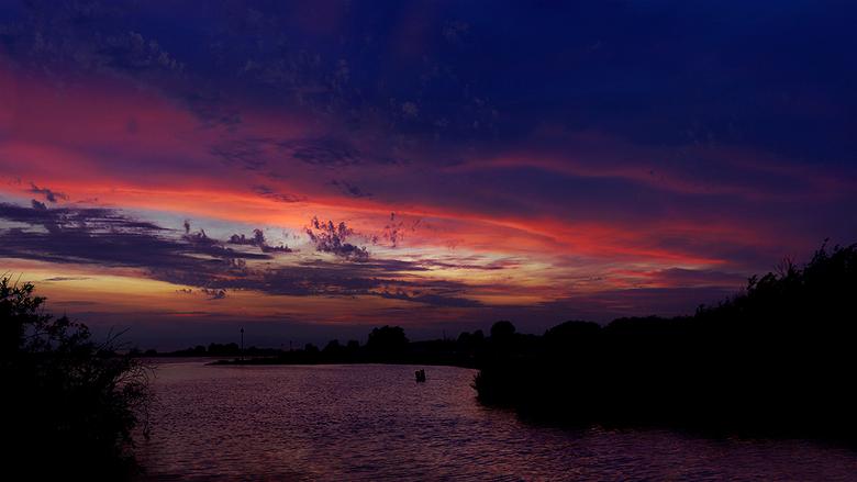 Kampen Sunset - Zonsondergang Kampen