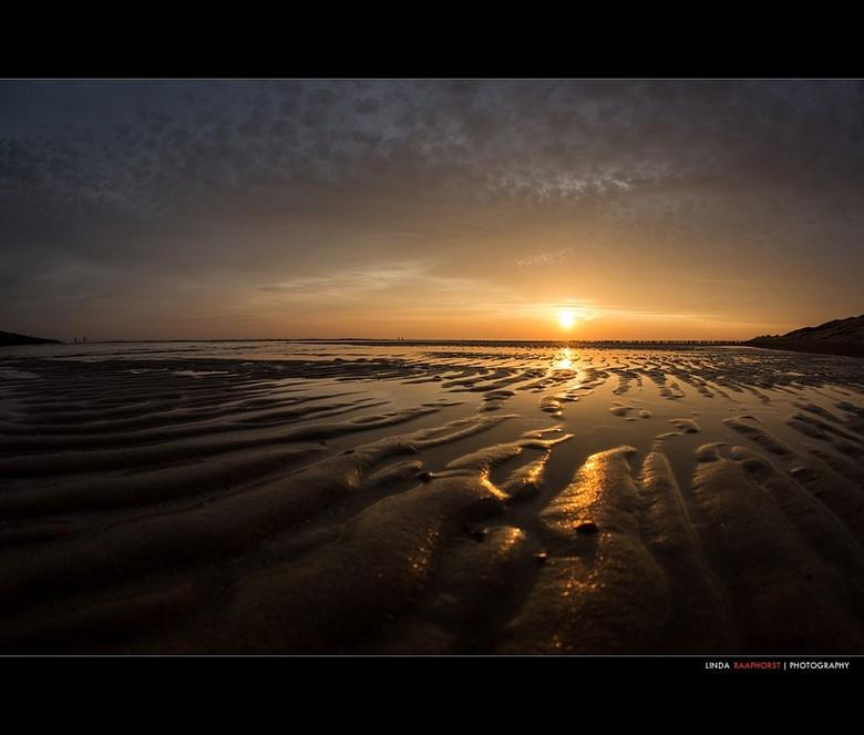beach sunset - veel titels zijn er ook niet voor te geven