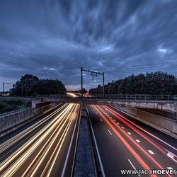 Flitsende verkeersstromen - I