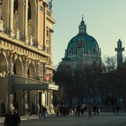 Theater in Wenen