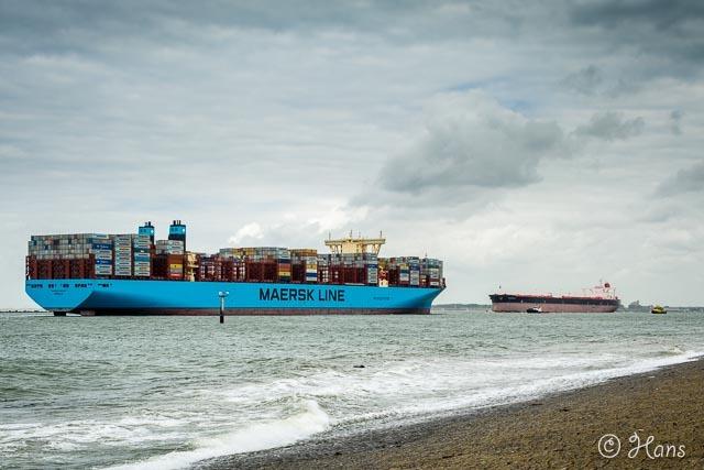 Madrid Maersk | Overig foto van hansleij | Zoom nl