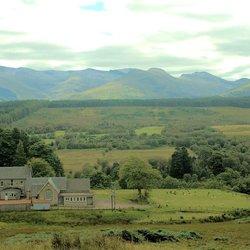 Landschap Schotland 8
