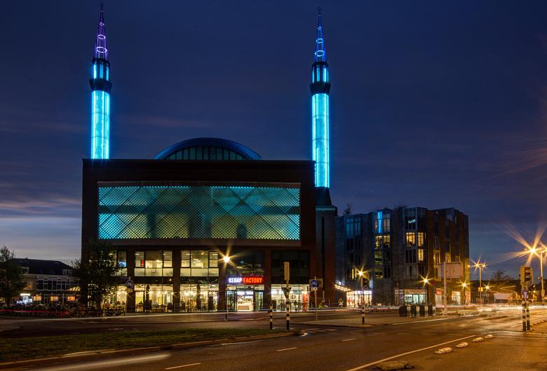 Utrecht - Westplein - Ulu Camii moskee - 1 - Utrecht - Westplein - Ulu Camii moskee - 1