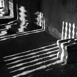 Angkor Wat - Shadows