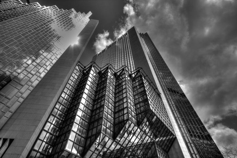 Highrise Toronto - Wolkenkrabber in Toronto.