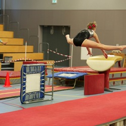 Flying Gymnast CK 2014