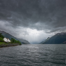 Noorwegen,  Sørfjorden